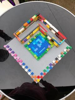 Roman Villa design complete with pool and gardens!