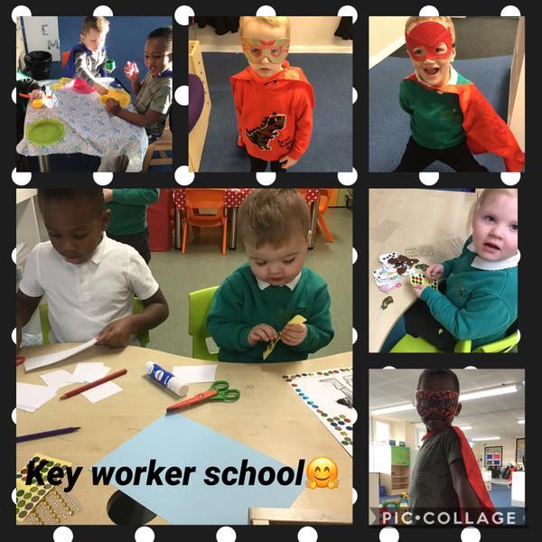 Key worker school 😀