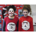 Thing 1 and Thing 2!!