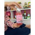 Scarlet's potion making
