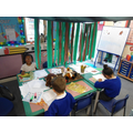 Writing our own stories.