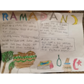 H has done some writing about Ramadan