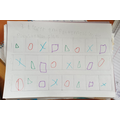 H's playstation themed repeating pattern