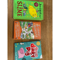 Recommended books by Isobel and Scarlet