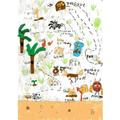 T's treasure map