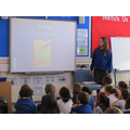 Year 6 planned and delivered their own E-Safety lessons to the rest of the school