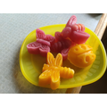 M created ice lollies as part of his learning