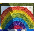 Umayr's NHS Thank You Rainbow