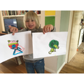 R has been drawing with 'draw with Rob'