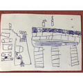 Dylan B's Lego drawing