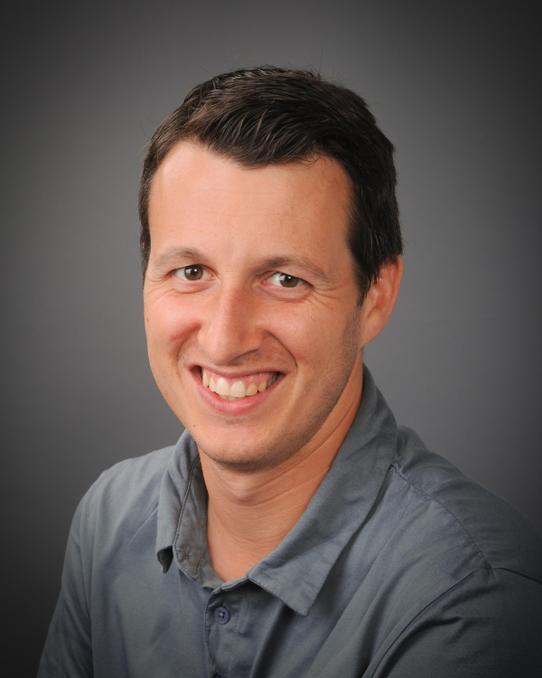 Luke O'Hara - Teaching Assistant