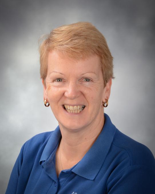 Sandra Mackie - Pre School Supervisor