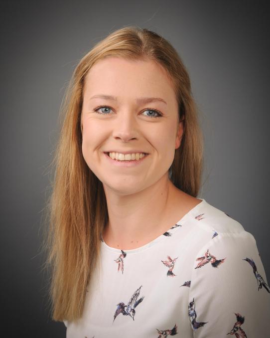 Lauren Rowland - Teaching Assistant