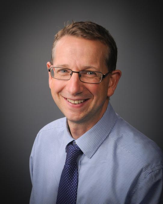 Mike Berrisford - Headteacher