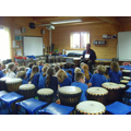 Year 4 - Drumming