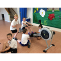 Year 6 - Rowing