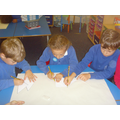 Year 1 - Maths Shape Making