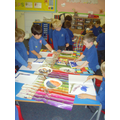 Year 1 - Art Colour Mixing