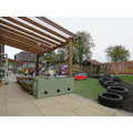 Nursery Outdoor Play Area