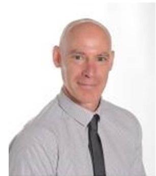 Mr Geldard, Headteacher