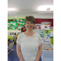 Hello I am Mrs Walmsley and I work in Class RG.