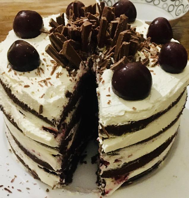 Ismah's cake