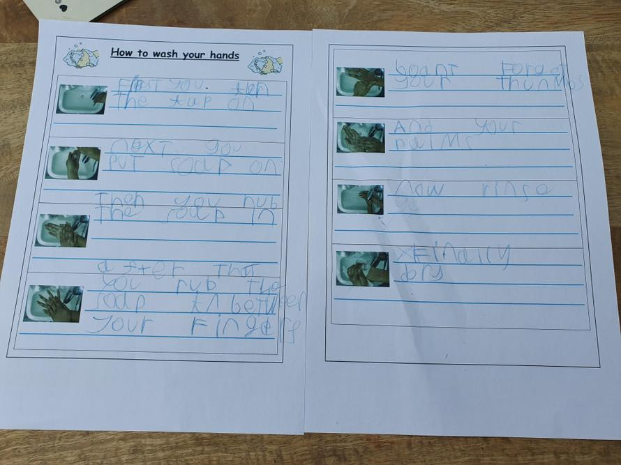 Can you follow these instructions by Mabel?