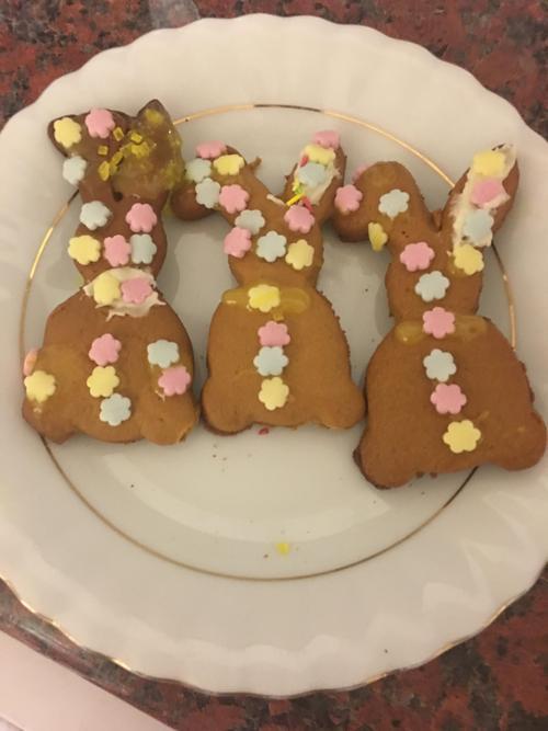 Yummy biscuits Amina