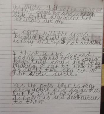 Oscar's fantastic work about Leaf.