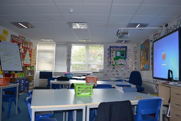 Year 1 Classroom - Verona