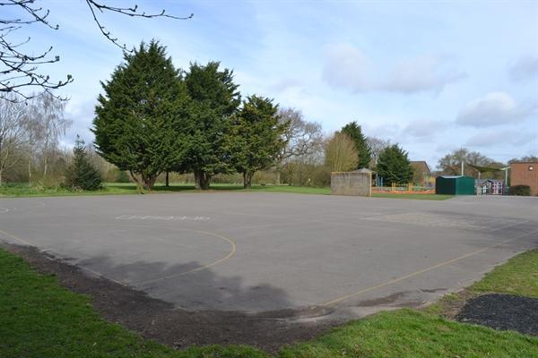 Main Playground (Key Stage 2)