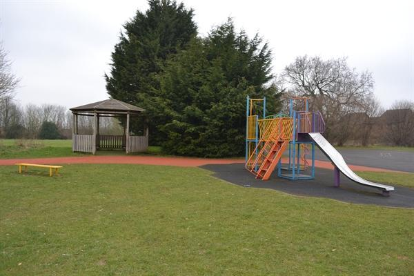 Lower School Play Area (Key Stage 1)