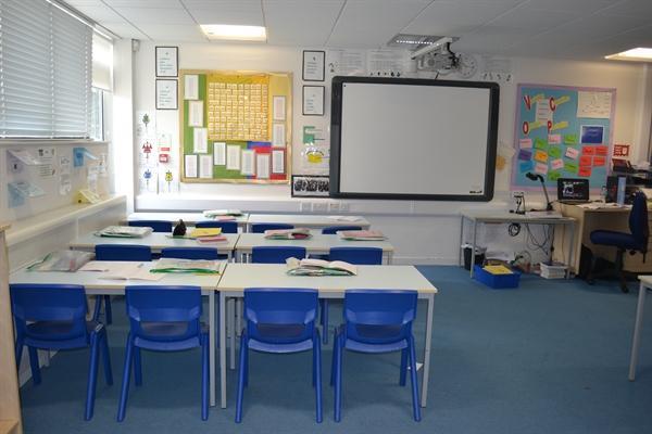 Year 3 Classroom - Firenze