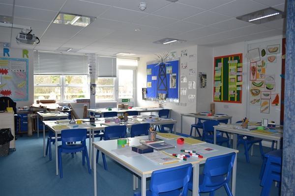 Year 4 Classroom - Pompeii