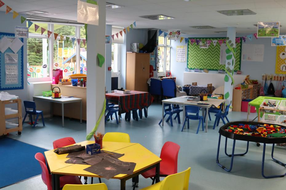 Year R Classroom Roma