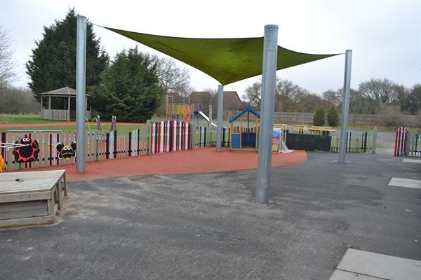 Reception Year Playground (Year R)
