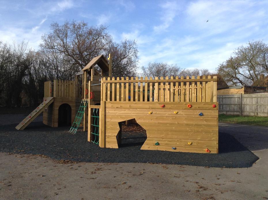 Lower School Playground (Key Stage One)