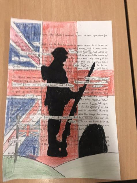 Year 6 Blackout Poetry