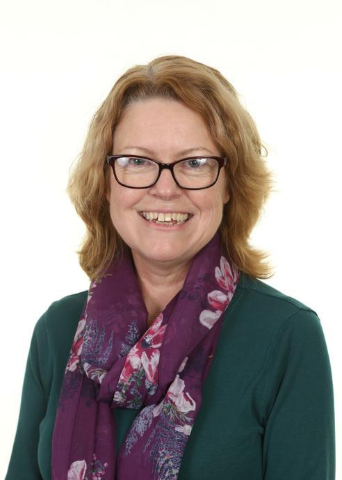 Sue - Teaching assistant