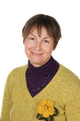 Tamara Riddell - Assistant Head/Upper Phase Leader