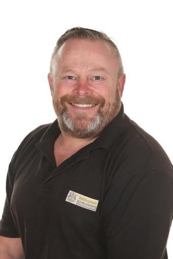 Cavan Kieran - Site Manager