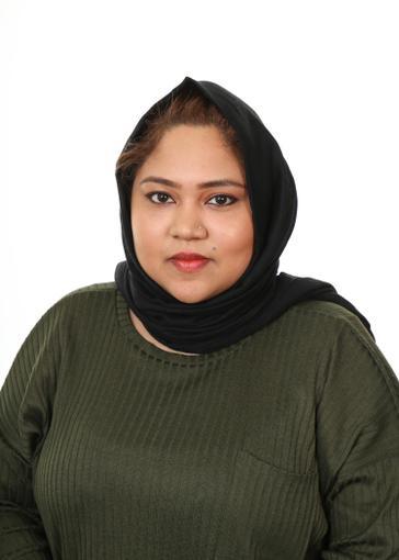 Rajruma Akhter - MDSA and Level 1 teaching assistant