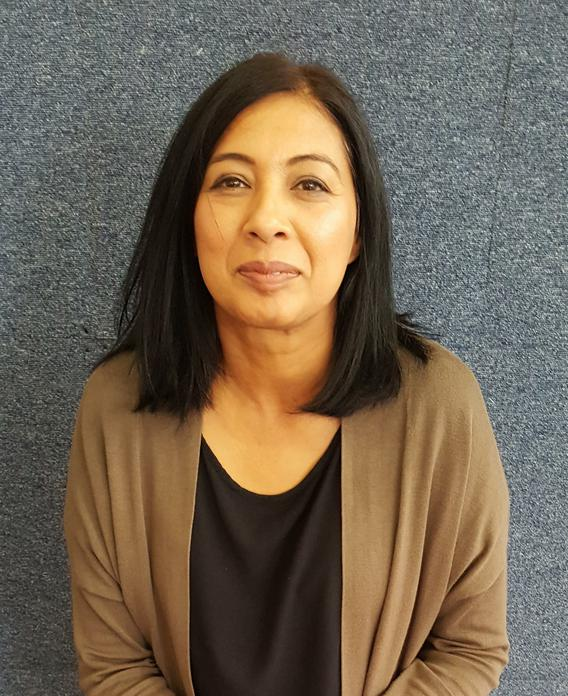 Mrs Sangha - Teacher