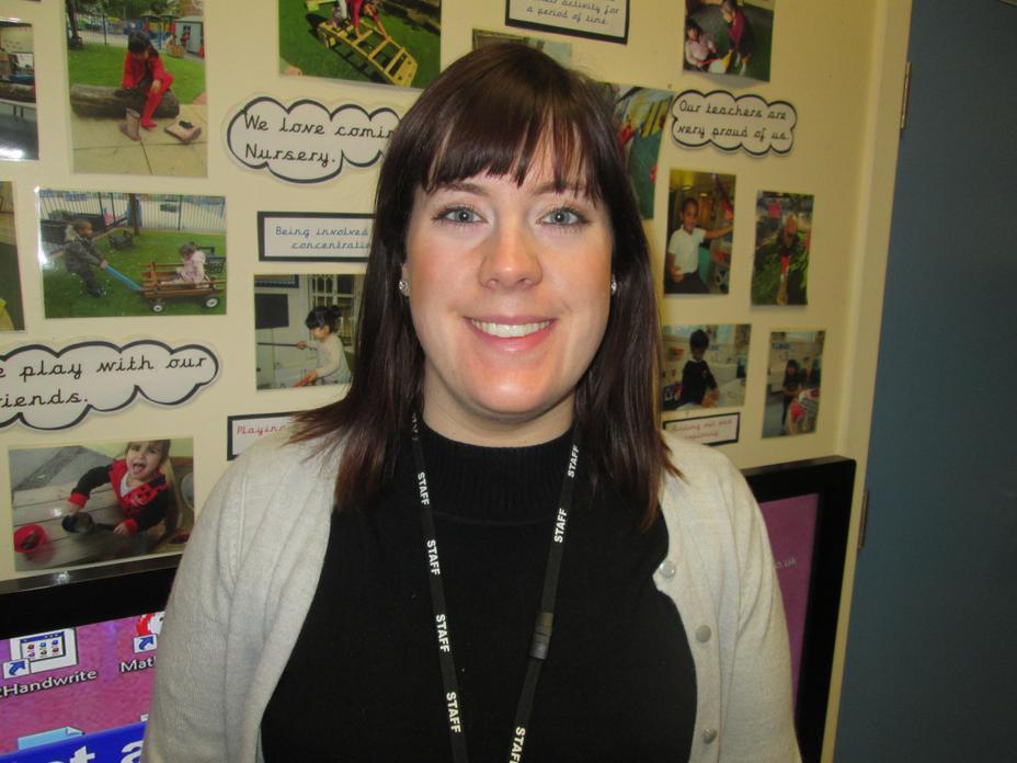 Miss Higgins - Teaching Assisstant
