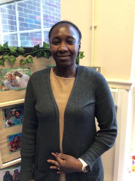 Ms Manjoro- Student Teacher