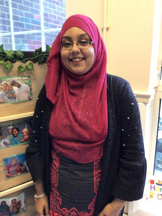 Miss Sainiyah - TA Apprentice