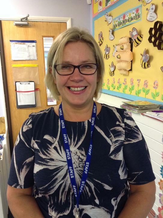 Mrs Lisa Dandridge, Class Teacher