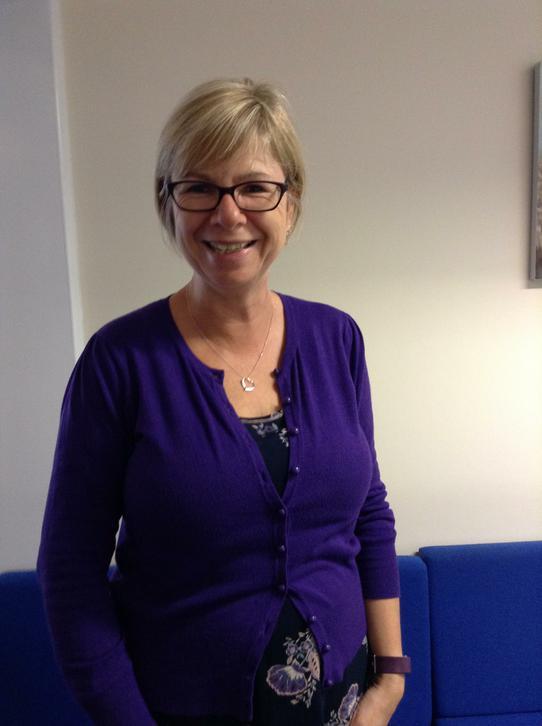 Mrs Ruth Elliott, Teaching Assistant