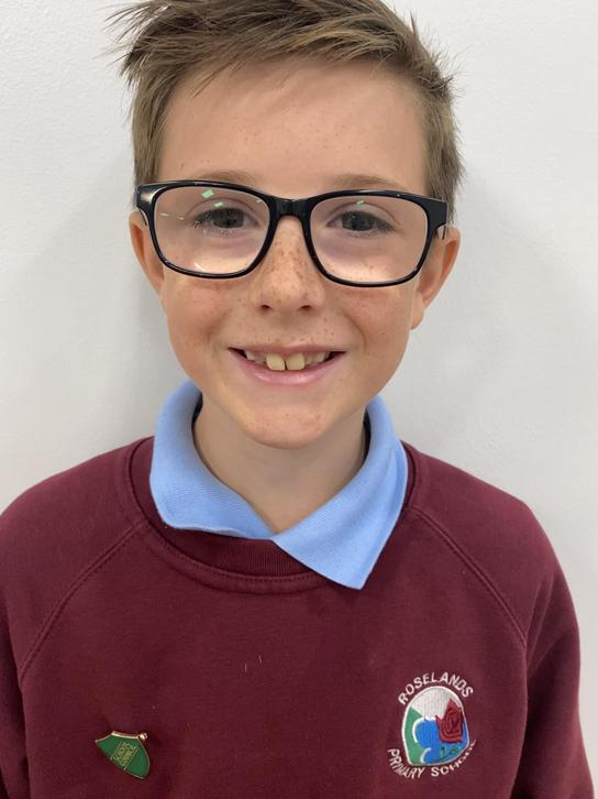 Oliver - Year 5
