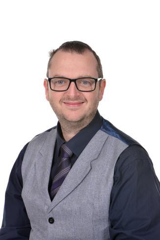 Gareth Jukes, Deputy Safeguarding Lead